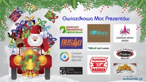 Gwiazdkowa Moc Prezentów - bony do sklepu ze zdrową żywnością rozlosowane!