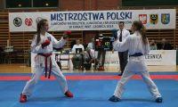 Medalowe dziewczyny z Obornickiego Klubu Karate