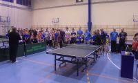 Zawody rodzinne w tenisie stołowym