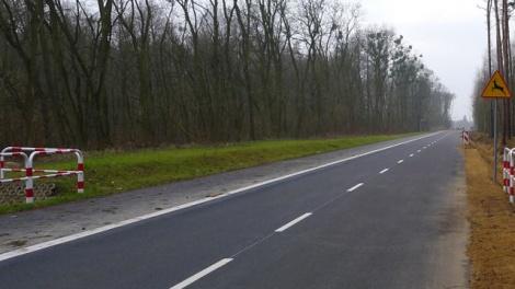 Czy na drodze przez Rudki jest bezpiecznie?