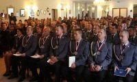 Kryształowa Gwiazda dla obornickich policjantów