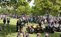 Motocykliści i rezerwiści zbierali dla Jagody
