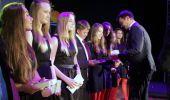 Uczniowskie Oskary(foto)