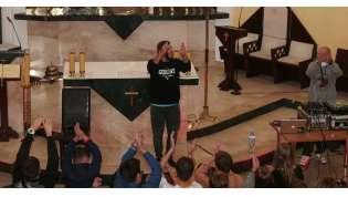 Rap w kościele