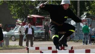 zawody sportowo-pożarnicze do Rogoźna