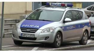 niedzielna akcja policji - 7 mndatow karnych